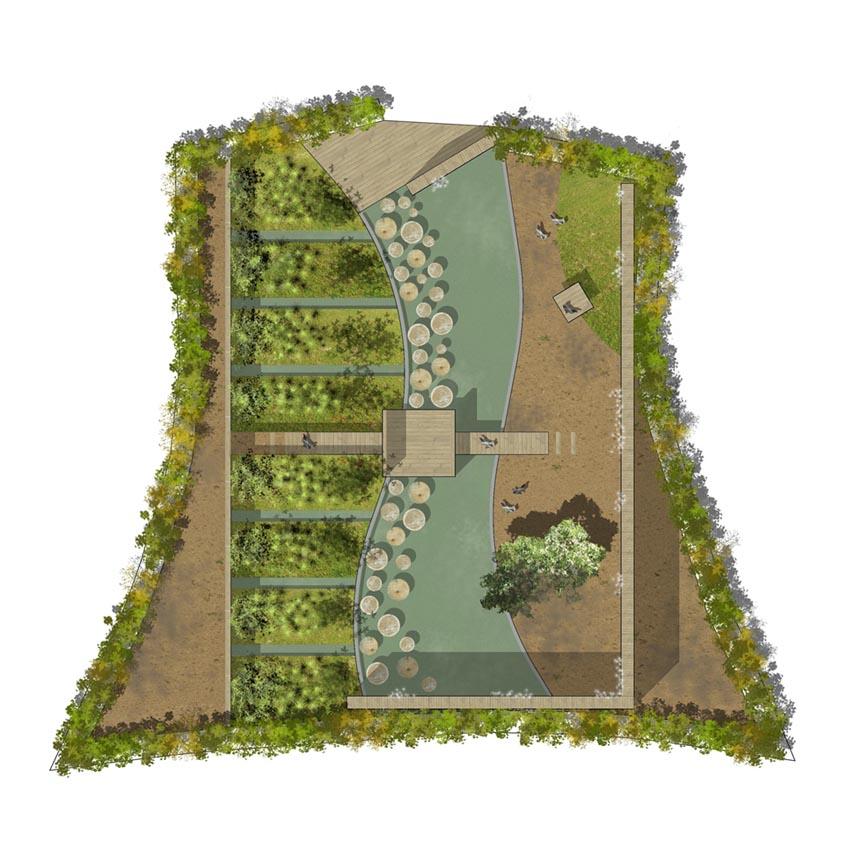 festival international de chaumont jardin des poules barn architecture. Black Bedroom Furniture Sets. Home Design Ideas