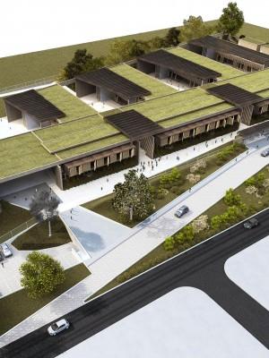 Modélisation 3D du bâtiment en phase d'études