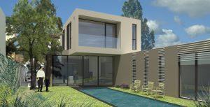 BARN ARCHITECTURE Villa architecture contemporaine Lyon