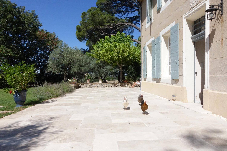 BARN ARCHITECTURE terrasse aménagements extérieurs
